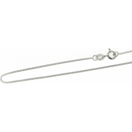 Halskæde i Sølv (55 cm)