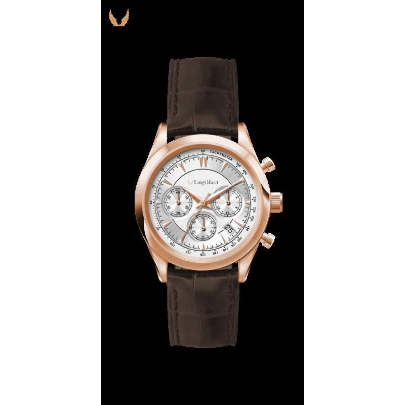 Luigi Ricci Eleganza X11 armbånds ur til kvinder & damer