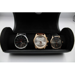 Luigi Ricci Mens Collector Watch Pack