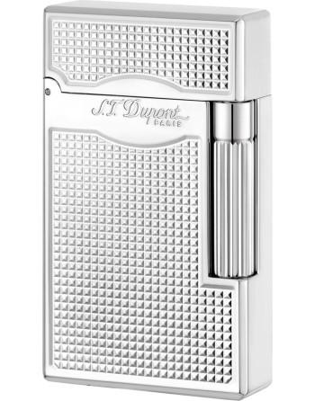 """Dupont lighter """"Le Grand"""" Sølv"""