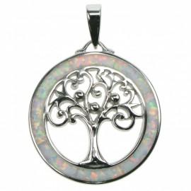 Køb Sne Opal Smykker & Hvid Opal Smykker Med 925 Sterling Sølv Online