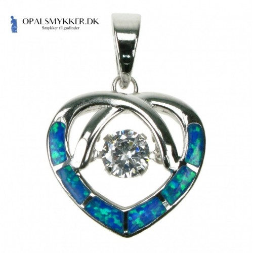 Opal halskæder & vedhæng