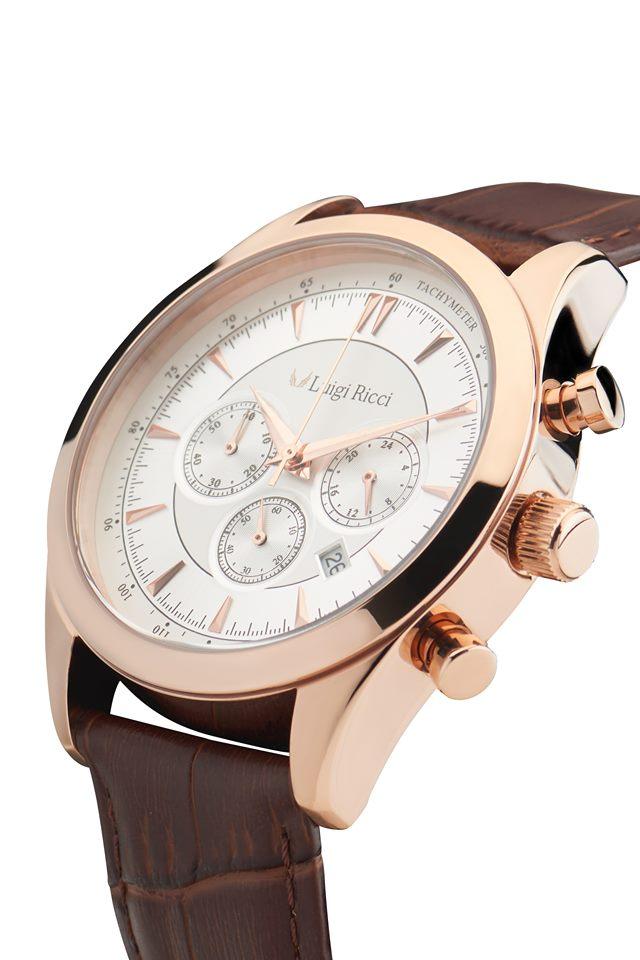Luigi Ricci Eleganza X10 luksus ur til mænd