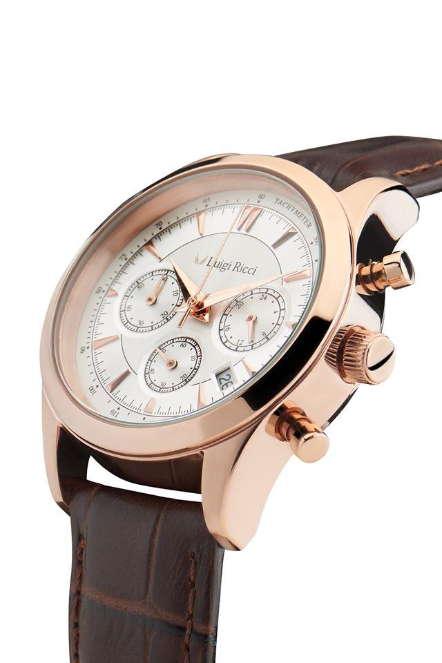Luigi Ricci Eleganza X11 luksus ur til kvinder