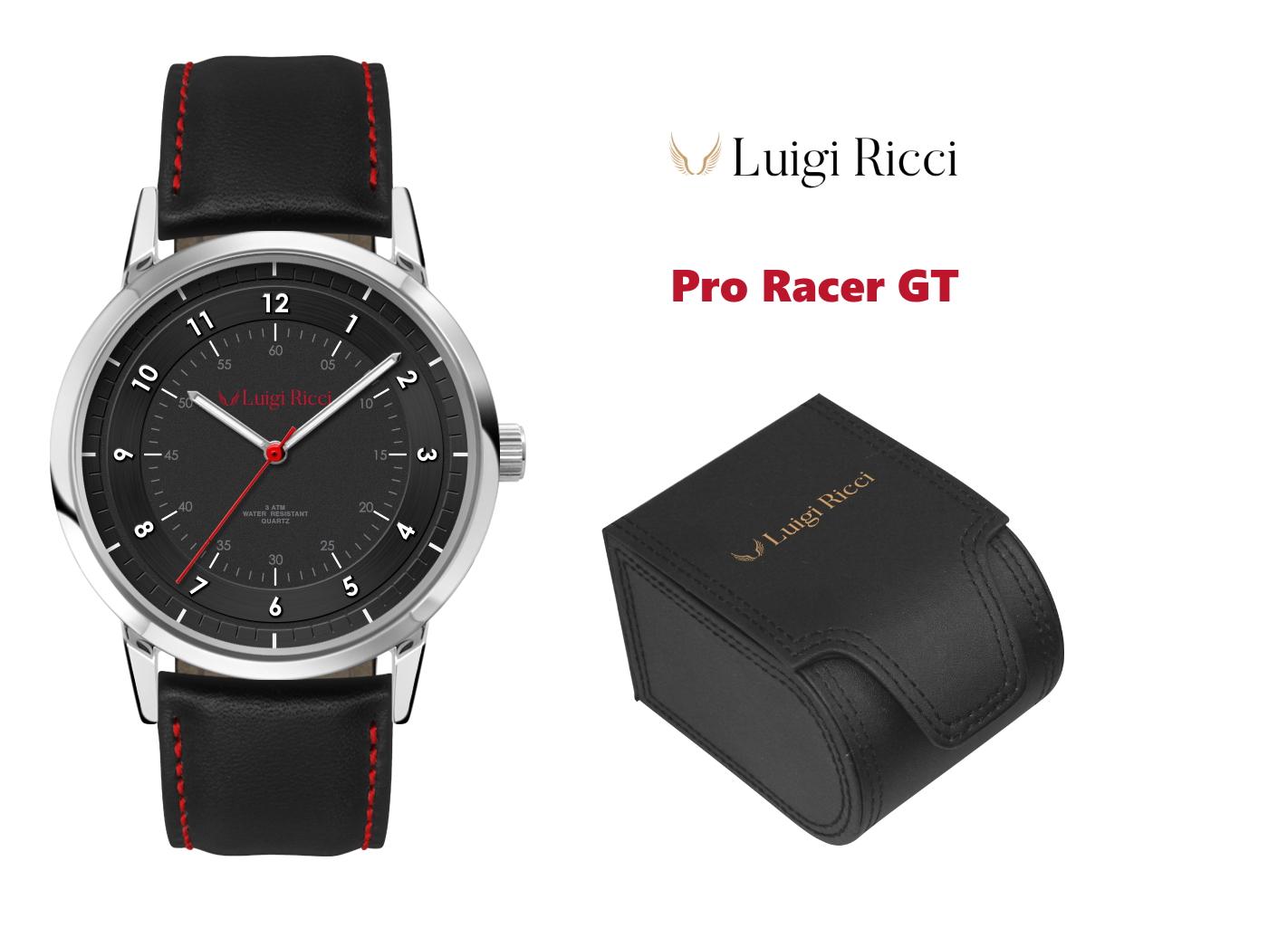 Luigi Ricci Pro Racer GT